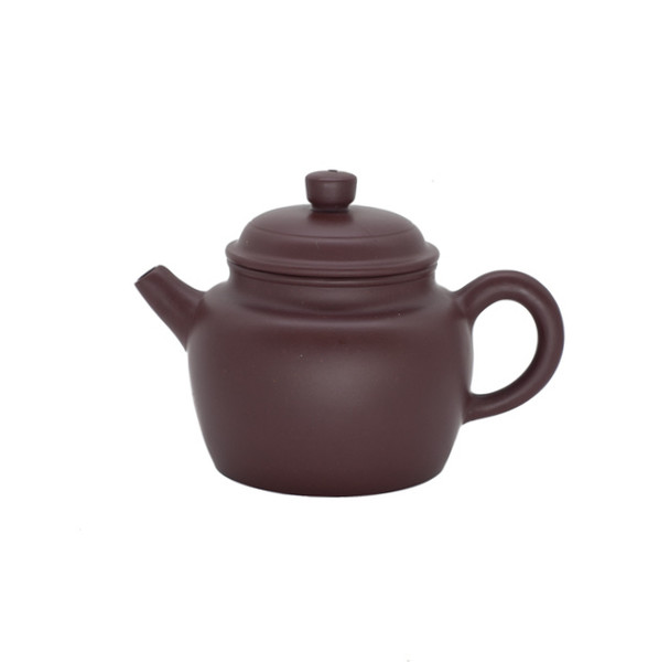 Чайник глина коричневая «Древнее семя лотоса» 175 мл