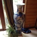 Драгоценная Ваза Шань Шуэй, 150 см