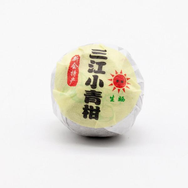 Пуэр Шу Сяо Чхин Ган Гун Тин №300