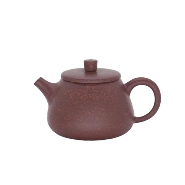 Чайник глина коричневая 195 мл