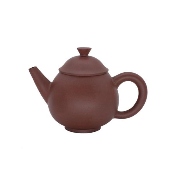 "Чайник глина рыжая ""Яйцо дракона"" 140 мл"