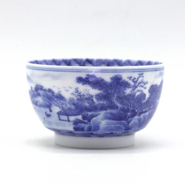 Чашка фарфор Шань Шуэй