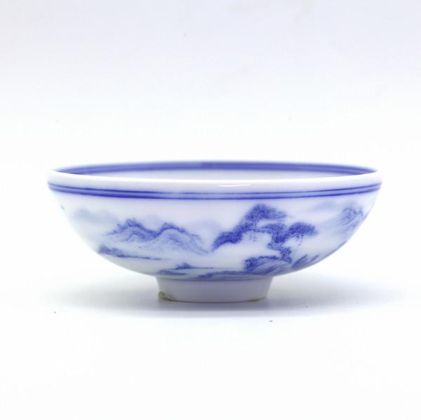 """Чашка фарфор """"Лу Шань Юнь У"""""""