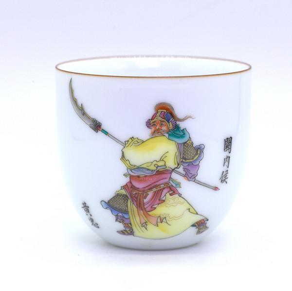"Чашка фарфор ""Хуан Чжун"" 175 мл"