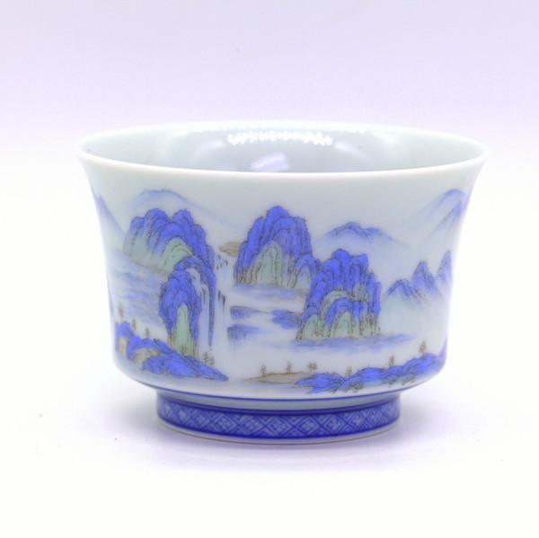 """Чашка 12989 фарфор """"Хуан Шань"""""""
