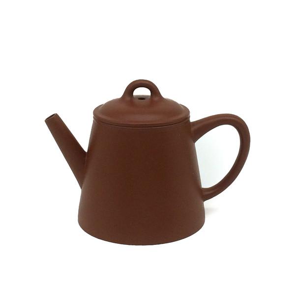"""Чайник глина рыжая """"Колокол"""" 95 мл"""