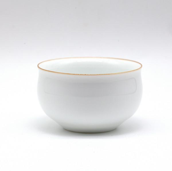 Чашка фарфор отогнутый край 40 мл