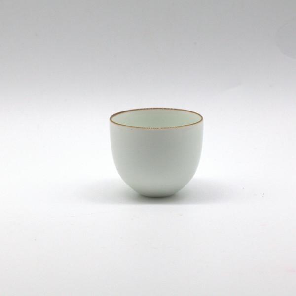 Чашка фарфор тюльпан наперсток широкий 24 мл