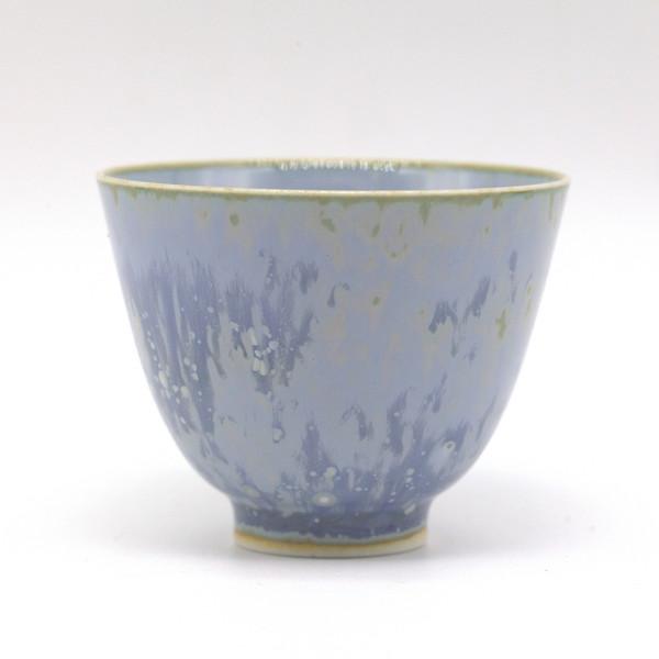 Чашка фарфор обливная глазурь 75 мл