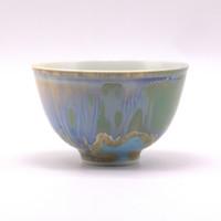 Чашка фарфор обливная глазурь 95 мл