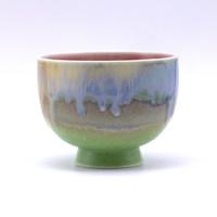 Чашка фарфор обливная глазурь 115 мл