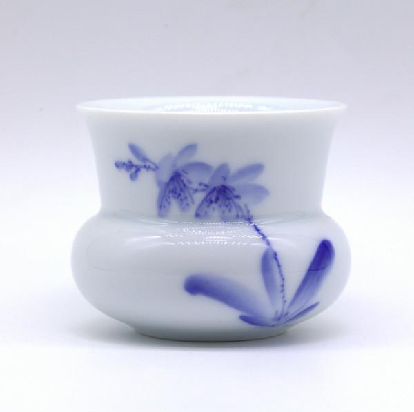 "Чашка-термо фарфор ""Орхидея"" 50 мл"