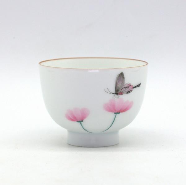 Чашка фарфор Сон бабочки