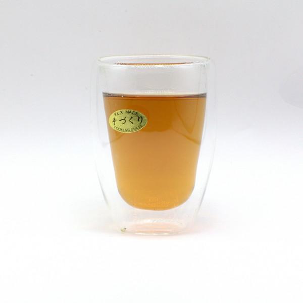 Чашка стекло двойная стенка 100 мл