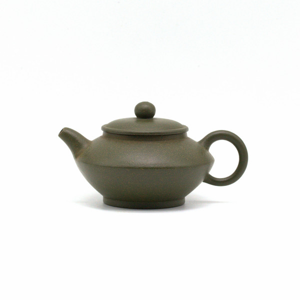 Чайник глина зеленая глины 70 мл
