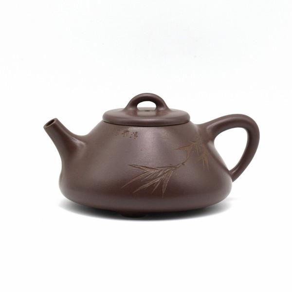 Чайник глина наработанный чайник из чайной 200 мл