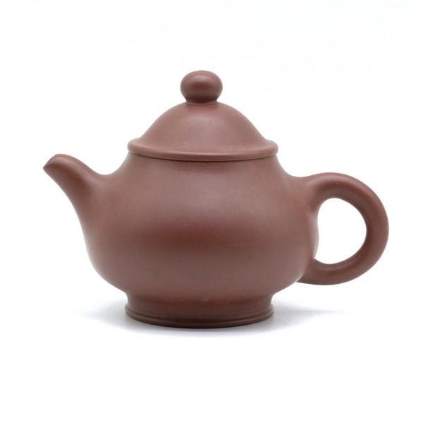 Чайник глина коричневая Вэн Дань 150 мл