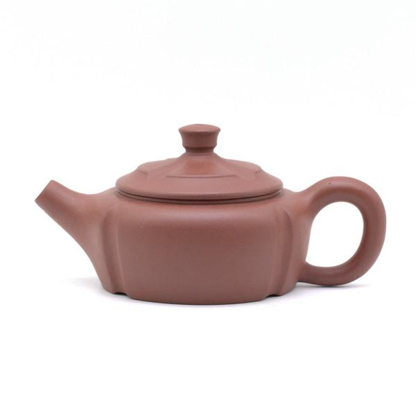 Чайник глина красная Юэ Бин 120 мл