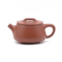 Чайник глина коричневая Ши пяо 130 мл