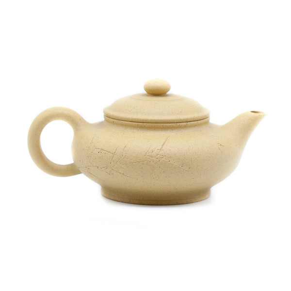 Чайник глина жёлтая Су Бьен 100 мл