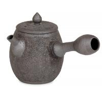 Чайник глина дровяной обжиг Пористый 170 мл