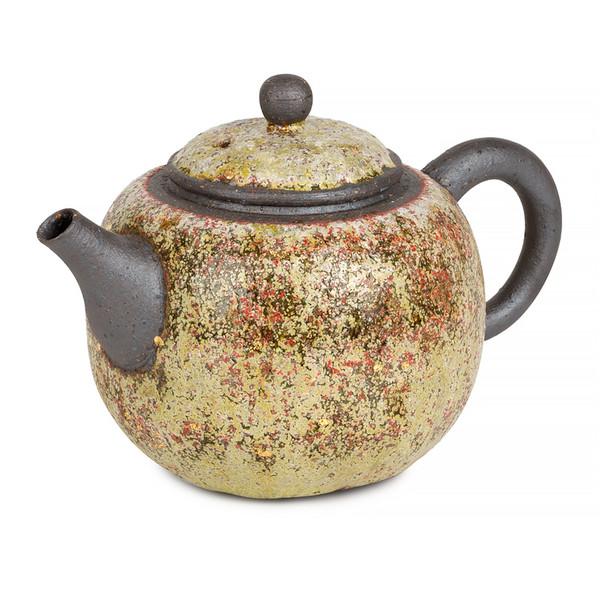 Чайник глина дровяной обжиг Мастер Гао Юэ 240 мл