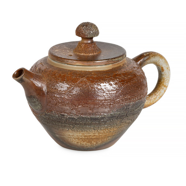 Чайник глина дровяной обжиг Мастер Гао Юэ 170 мл