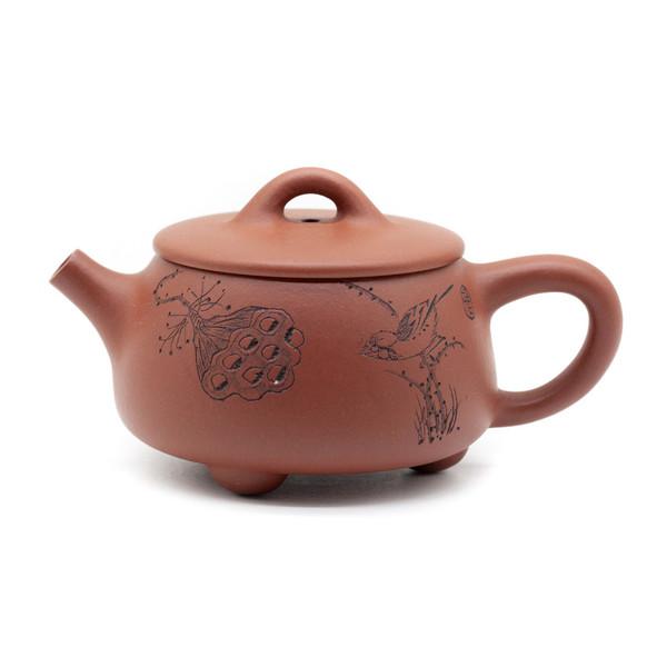 Чайник глина Ши Пяо 95 мл