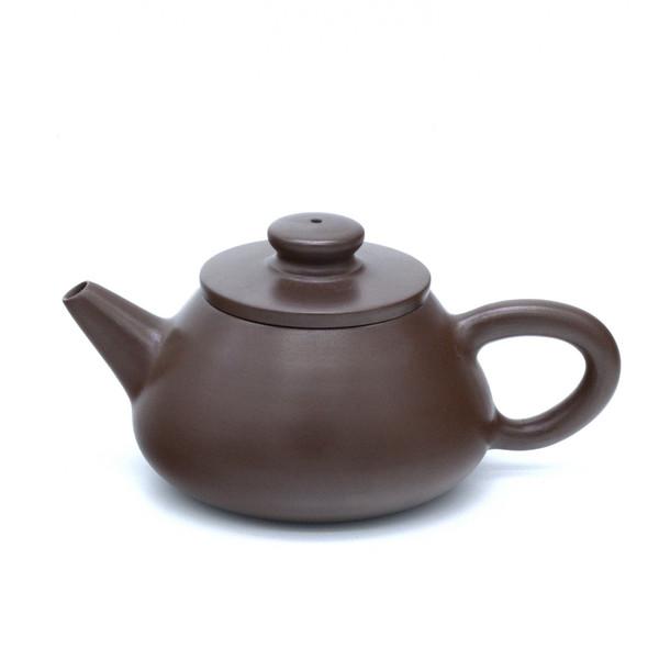 Чайник каштановая исинская глина 100 мл