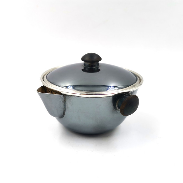 "Чайник серебро ""Летающая тарелка"""