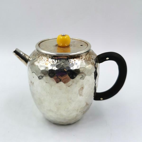 """Чайник серебро """"Хуан Чжу"""" 170 мл"""