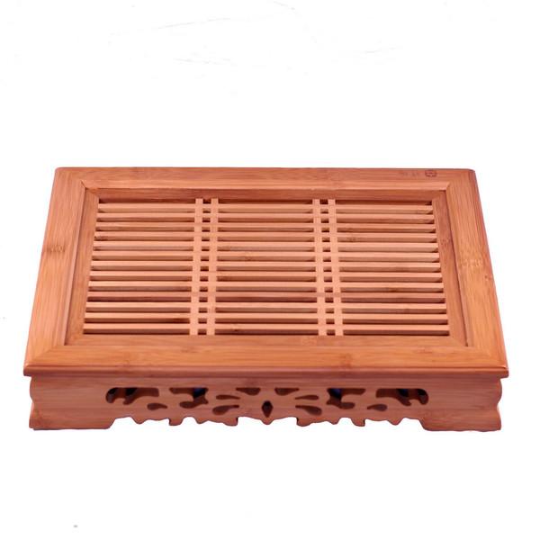 """Чайный столик бамбук """"Чжу"""""""