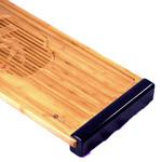 """Чайный столик бамбук """"Ствол бамбука"""" 69,7х25"""