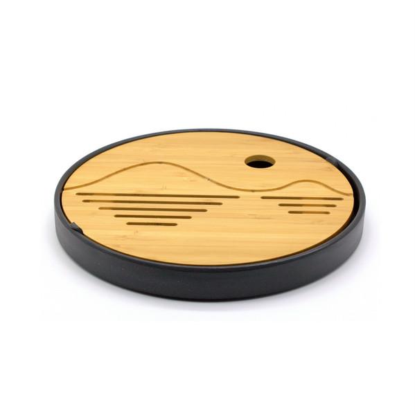 Чабань бамбук круглая 20х2см