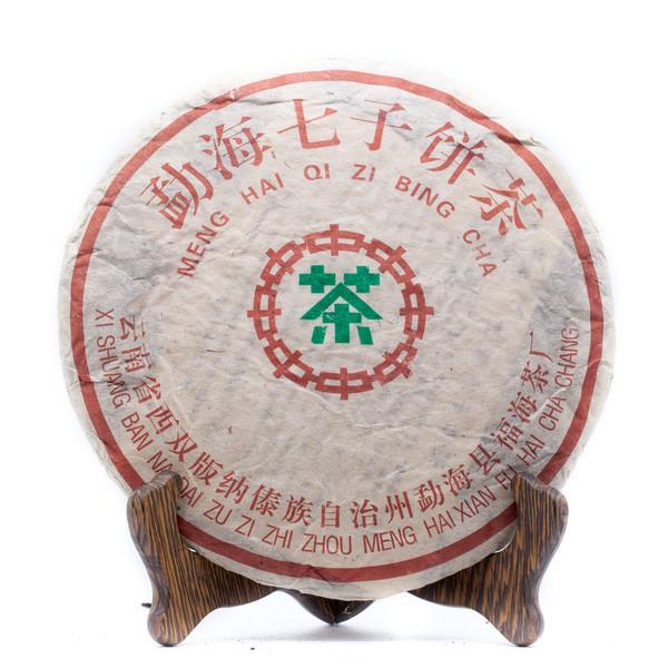 Чай Пуэр Шу Фу Хай 7576 Чжун Чха Бин '04 №1000