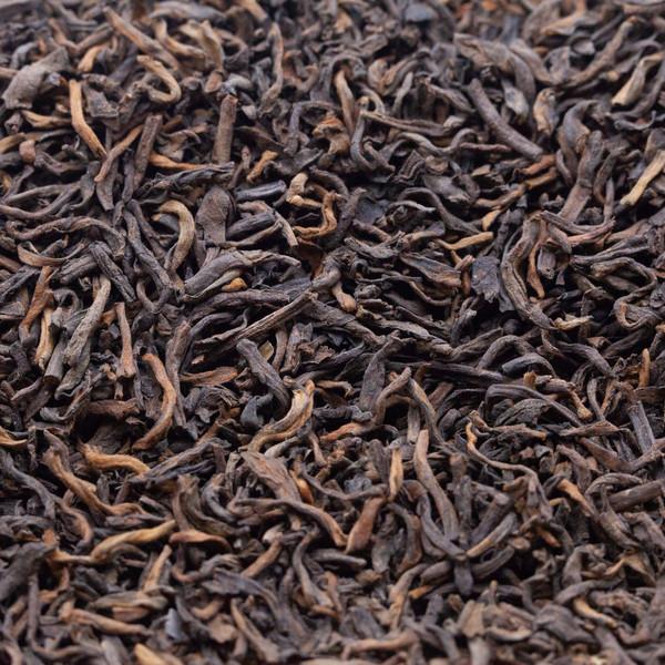 Чай Пуэр Шу Мэн Хай Гун Тин '14 №600