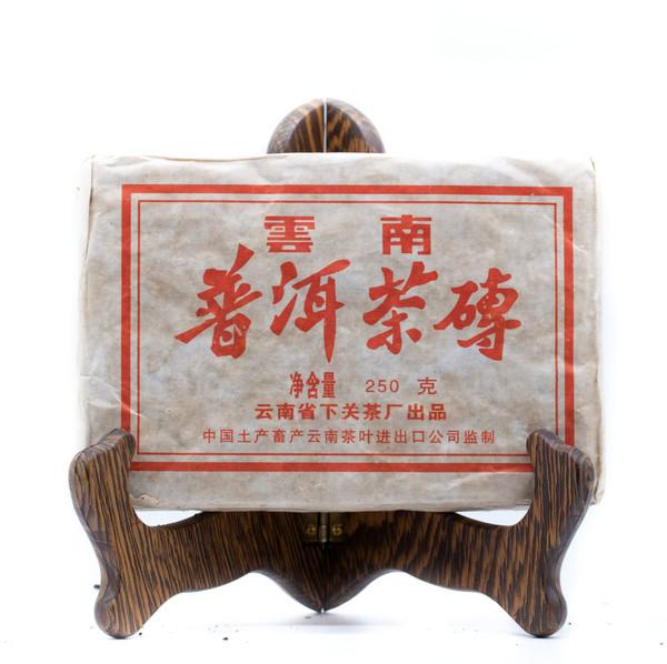 Чай Пуэр Шу Ся Гуань Цзин Хань Лян Чжуань '90 №1500