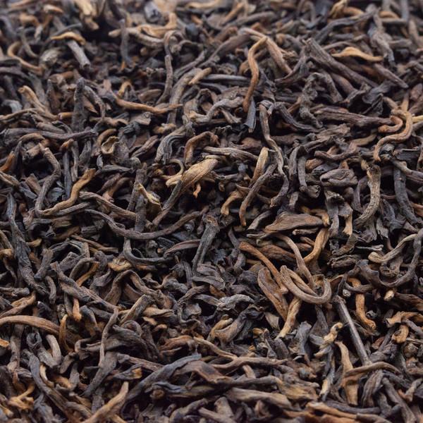 Чай Пуэр Шу Бу Лань Шань Гу Шу Гун Тин '15 №1600
