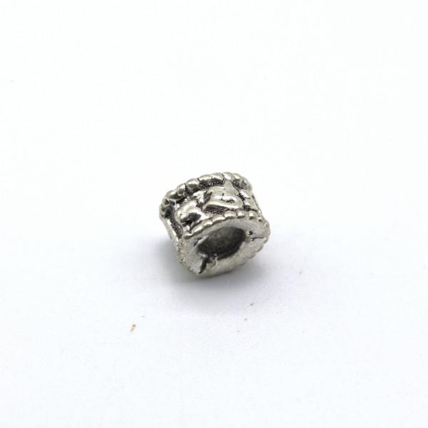 Кольцо металл Санскрит 6 мм