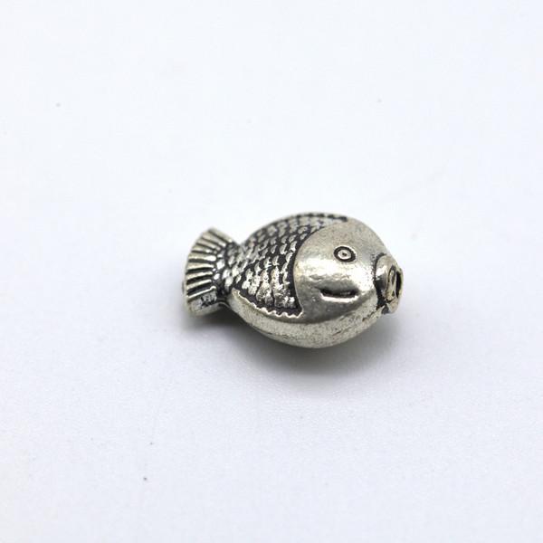 Элемент металл Рыбка Упитанная 11 мм