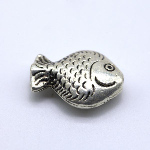 Элемент металл Рыбка 17 мм