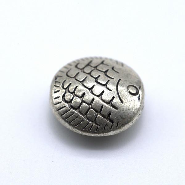 Элемент металл Рыбка 14 мм