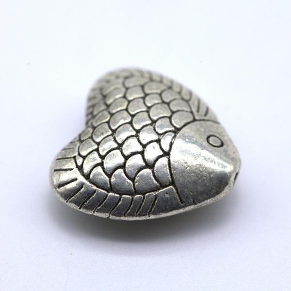 Элемент металл Рыбка 16 мм
