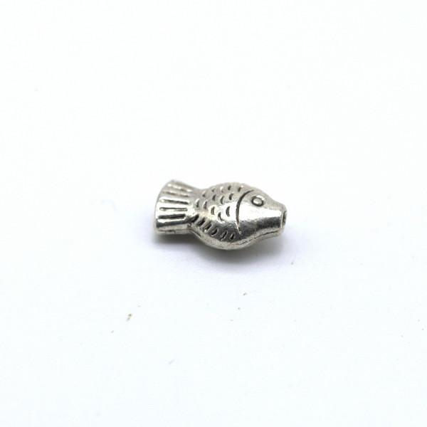 Элемент металл Рыбка маленькая 9 мм