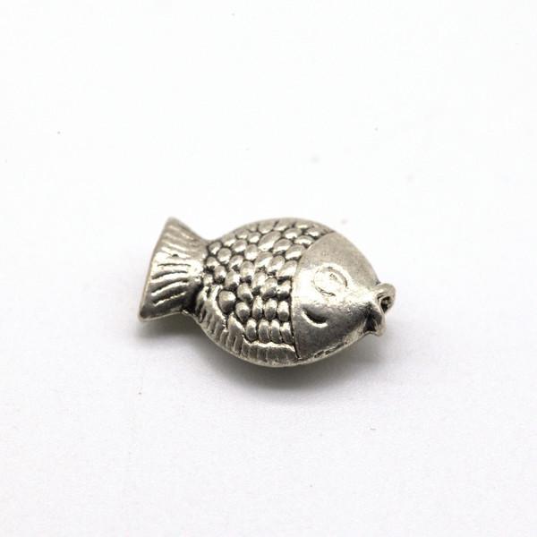 Элемент металл рыбка 12 мм