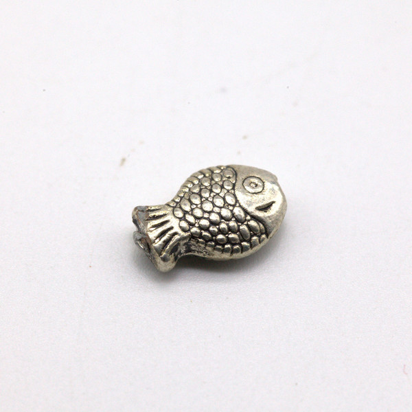 Элемент металл Волшебные рыбки 9,5 мм