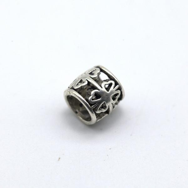 Бусина металл Кольцо малое 7 мм