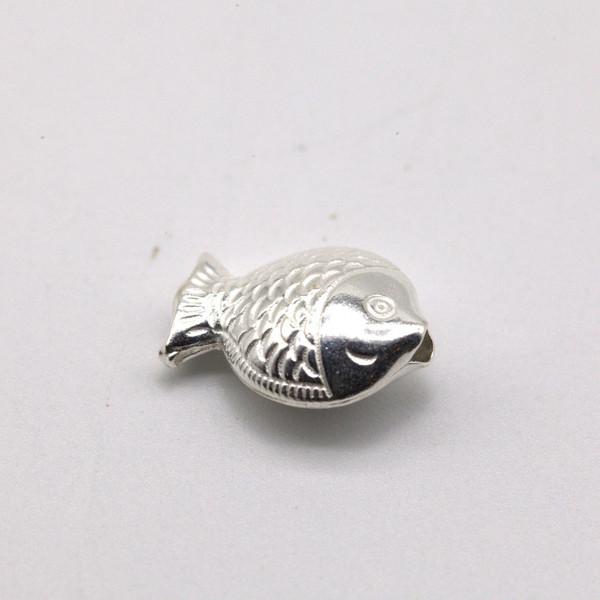 Элемент металл Рыбка 12*9 мм