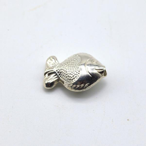 Рыбка, серебро