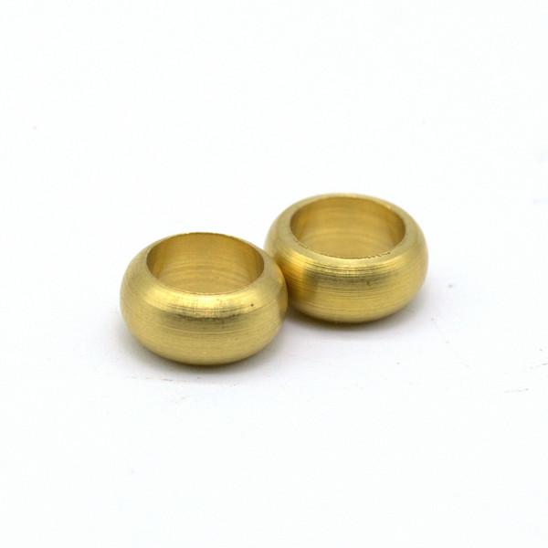 Кольцо металл 11*5 мм